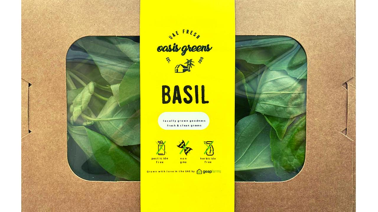 OG Packaging Basil