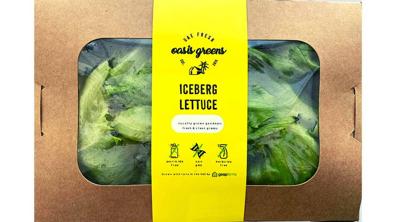 OG Packaging Iceberg
